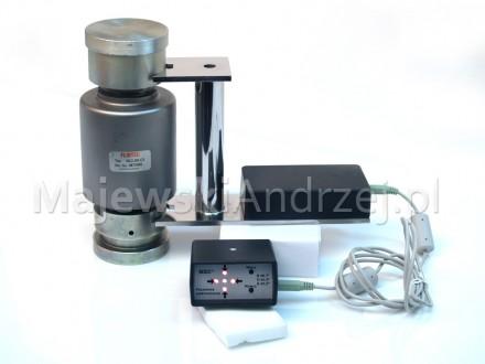 Poziomica elektroniczna z zewnetrznym pulpitem wizualizacyjnym 2