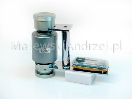 Poziomica elektroniczna z wbudowanym dotykowym wyświetlaczem graficznym (32-bitowy mikrokontroler ARM STM32)